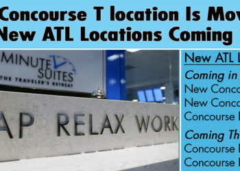 ATL Concourse T Closure