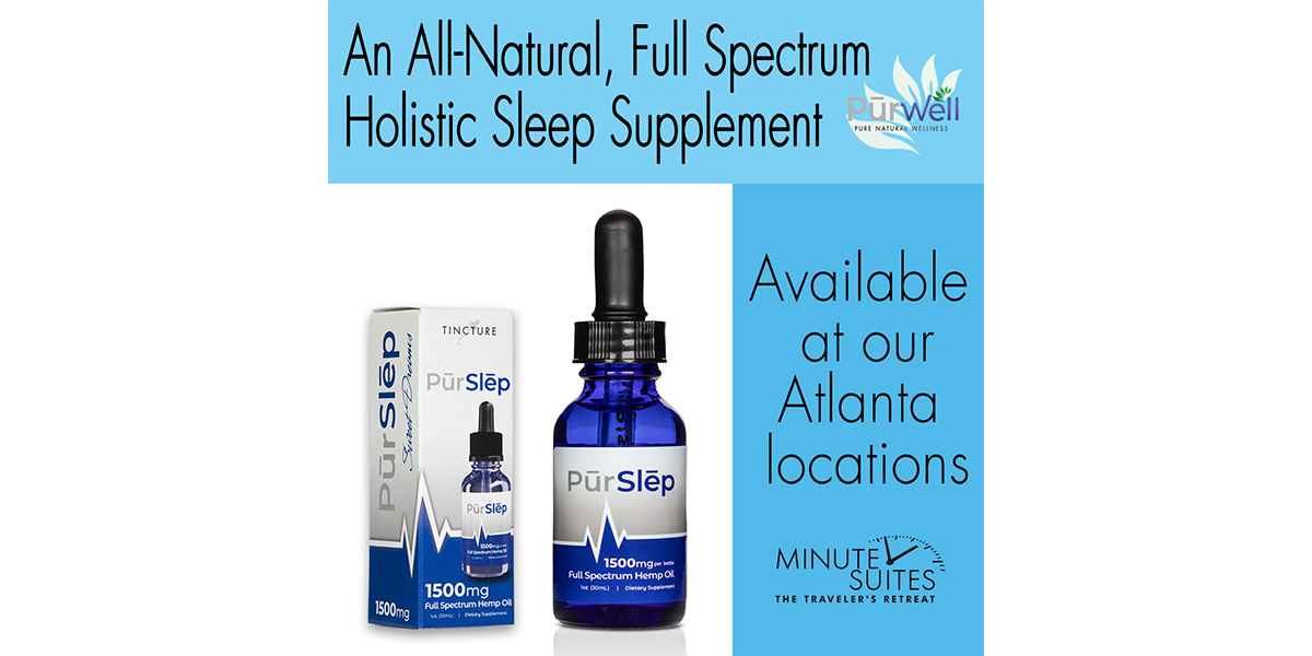 PurSlep at ATL Minute Suites