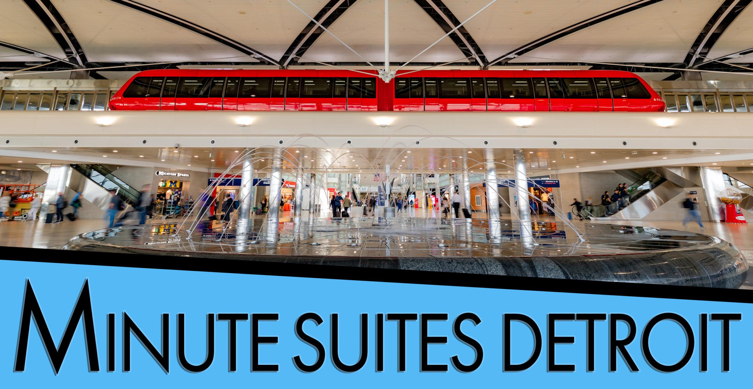 DTW Minute Suites